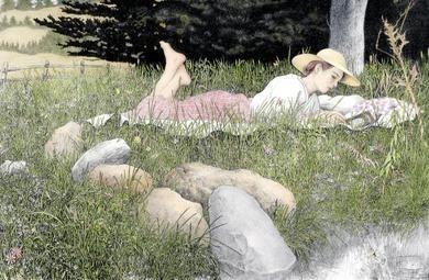 Mel Hunter Natural Painting