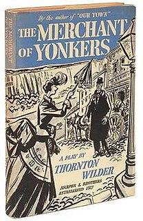 <i>The Merchant of Yonkers</i>