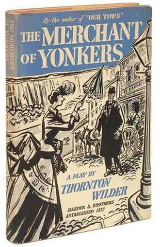 The Merchant of Yonkers - First edition 1939