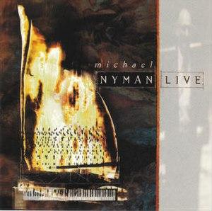 Michael Nyman Live - Image: Michael Nyman Live
