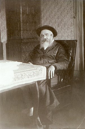 Haredim and Zionism - Grand Rabbi Chaim Elazar Spira (d. 1937) was the most outspoken voice of Haredi anti-Zionism