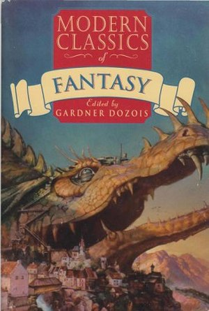 Modern Classics of Fantasy - Cover of first edition