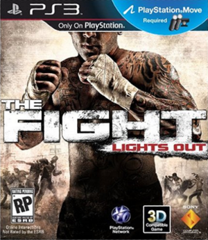 The Fight: Lights Out - Image: Motion Fighter