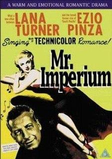 <i>Mr. Imperium</i> 1951 film by Don Hartman