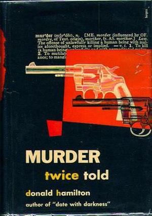Murder Twice Told - First edition