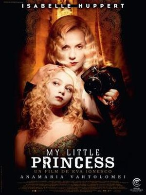 My Little Princess - French poster