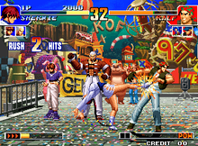 The King Of Fighters 97 Wikipedia