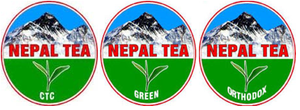 Nepali tea - Logo that was developed for CTC tea, green tea, and orthodox tea in accordance with the provision of National Tea Policy 2000