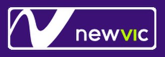 Newham Sixth Form College - Image: New Vic logo