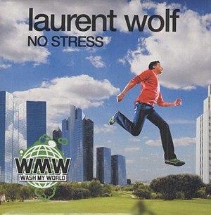No Stress - Image: No stress (CD maxi)