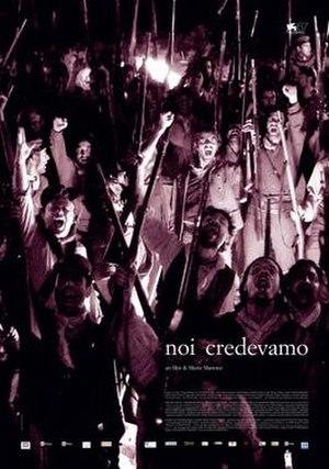 Noi credevamo - Italian Poster