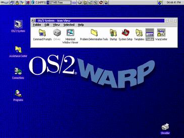 OS-2 W4