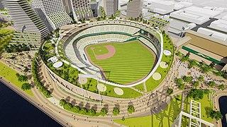 Oakland Ballpark a proposed baseball stadium in Oakland, California