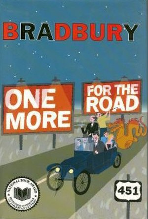 One More for the Road - dust-jacket from the first edition