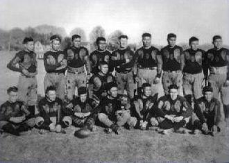 Oorang Indians - 1922 Oorang Indians