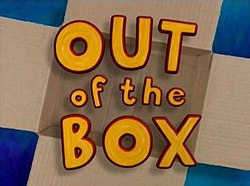 Opening title logo used in Season 2 of Out of the Box.