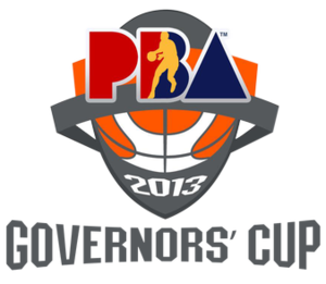 2013 PBA Governors' Cup - Image: PBA2012 13 govcup