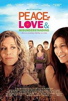 Peace, Love & Misunderstanding