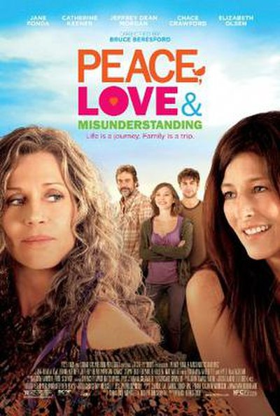 Picture of a movie: Peace, Love & Misunderstanding