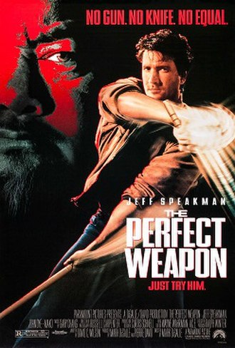 The Perfect Weapon (1991 film) - Image: Perfect weapon poster