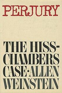 <i>Perjury: The Hiss–Chambers Case</i>