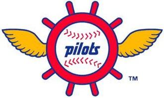 Seattle Pilots - Image: Pilots logo 1969