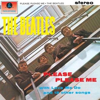 Please Please Me - Image: Please Please Me audio cover