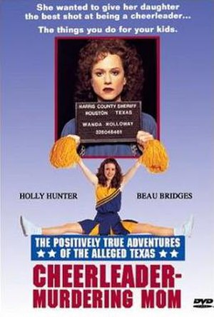 The Positively True Adventures of the Alleged Texas Cheerleader-Murdering Mom - DVD cover