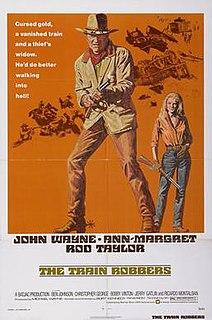 <i>The Train Robbers</i> 1973 film by Burt Kennedy