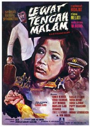 Lewat Tengah Malam - Image: Poster lewat tengah malam