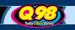 WQSM - Image: Q98 logo