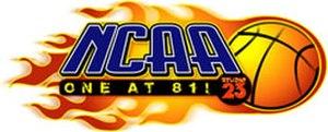 NCAA Season 81 - Image: RPNCAA81