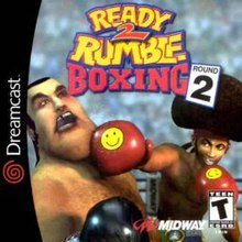 ready 2 rumble boxing round 2 wikipedia