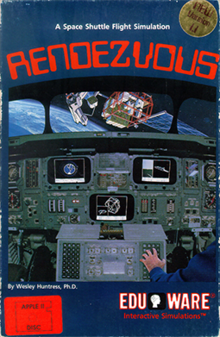Rendezvous - A Space Shuttle Simulation coverart.png