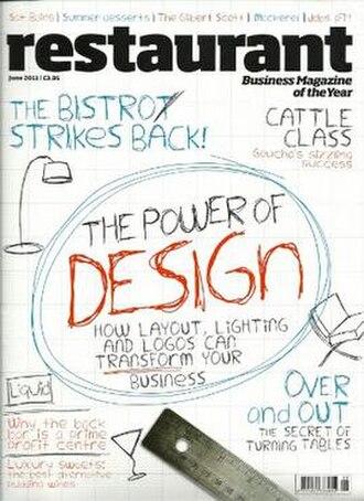 Restaurant (magazine) - June 2011 issue