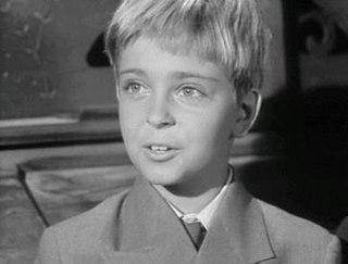 fictional character in the long-running television series Lassie