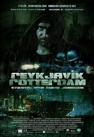 Reykjavík-Rotterdam - Reykjavík-Rotterdam promotional poster