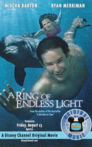 A Ring of Endless Light (film) - Promotional advertisement