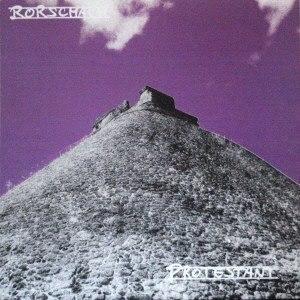 Protestant (album) - Image: Rorschach Protestant cover art