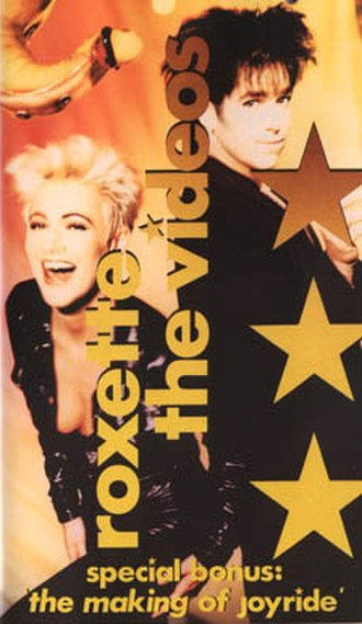 The Videos (Roxette video) - Image: Roxette The Videos