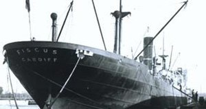 SS Fiscus - Image: SS Fiscus