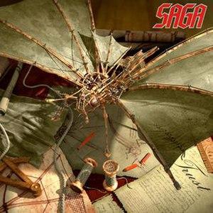 Trust (Saga album) - Image: Saga Trust