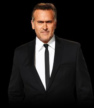 Sam Axe - Bruce Campbell as Sam Axe