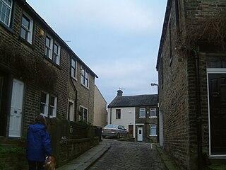 Thornton, West Yorkshire Village in West Yorkshire, England
