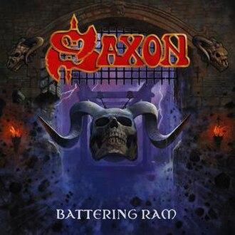 Battering Ram (Saxon album) - Image: Saxon Battering Ram