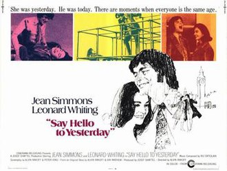 Say Hello to Yesterday - Image: Say hello to yesterday film poster