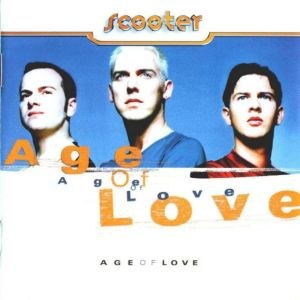 Age of Love (album) - Image: Scooter Age of Love album cover