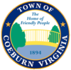 Official seal of Coeburn, Virginia