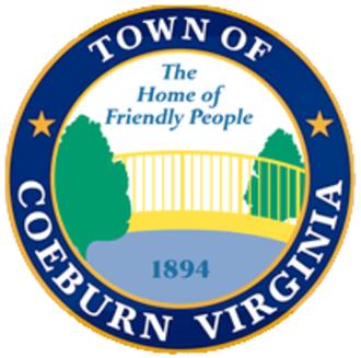 Coeburn, Virginia - Image: Seal of Coeburn, Virginia