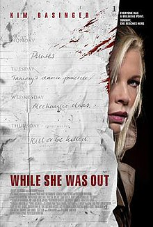 While She Was Out - Wikipedia